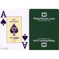 Plastikkarten - Fournier Pokerroom