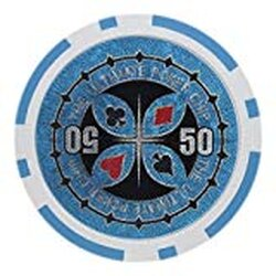 Poker Chip - Ultimate 50