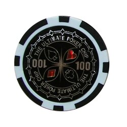 Poker Chip - Ultimate 100