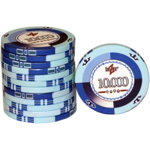Pokerset Ceramics - Lazar Casino 500
