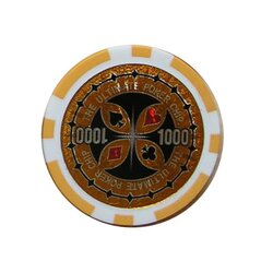 Poker Chip - Ultimate 1000