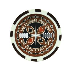 Poker Chip - Ultimate 10000