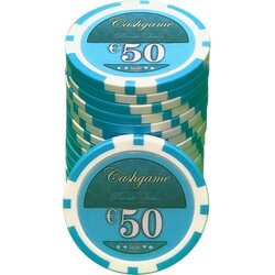 Pokerchip LAZAR - Cash Game 50 EUR