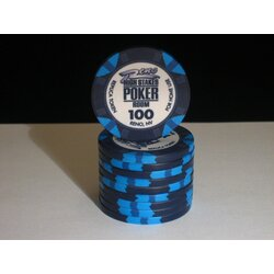 Ceramics - WSOP Replica 2011 - 100 - unaligned