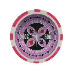 Poker Chip - Ultimate 5000