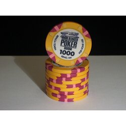 Ceramics - WSOP Replica 2011 - 1000 - unaligned
