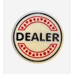Dealer Button - Deluxe