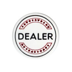 Dealer Button - Premium