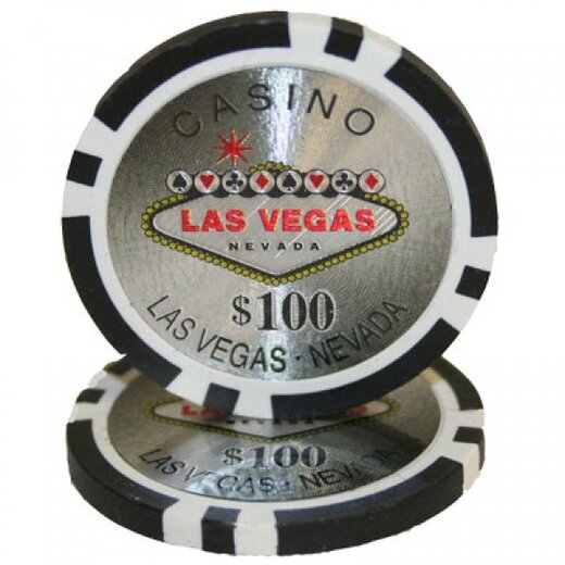 Pokerchip - Las Vegas 100