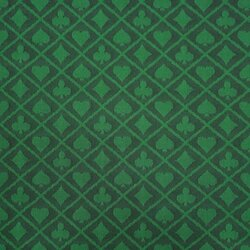 Poker Speed Cloth Suited, Grün-Schwarz